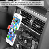 POWSTRO Handy CD Slot Car Mount Holder Stand Universal Car Phone Holder Universal for iPhone 8 7 6 Samsung Smart Phone GPS