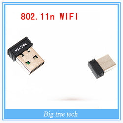 Raspberry pi 3 150Mbps USB Wireless Adapter WiFi 802.11n 150M Network Lan Card for PC Laptop FOR Raspberry pi