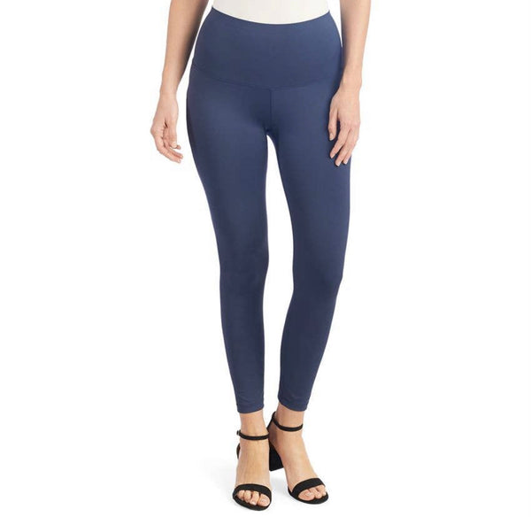 Navy OMG High-Waisted Leggings