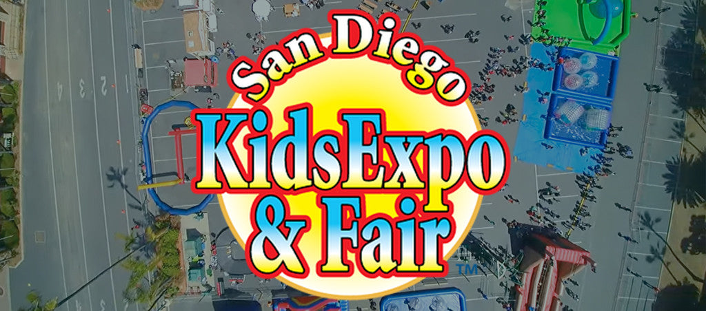 Join us at the San Diego Kids Expo & Fair on April 29-30