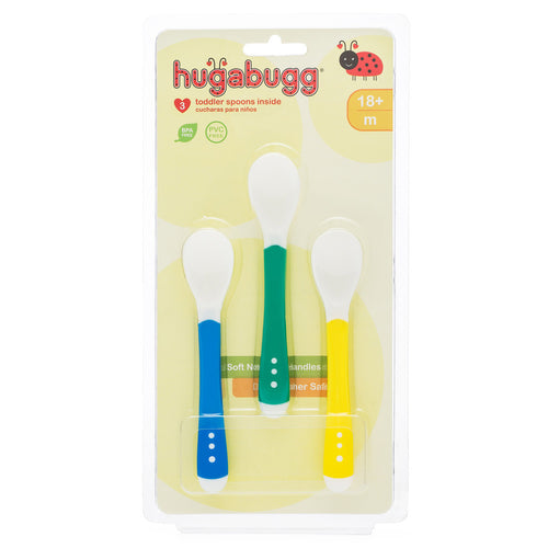 Toddler Spoons (3-pack)