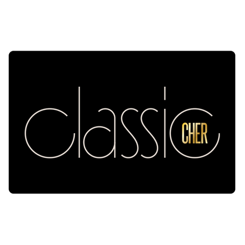 Cher Official Store - Digital Gift Card