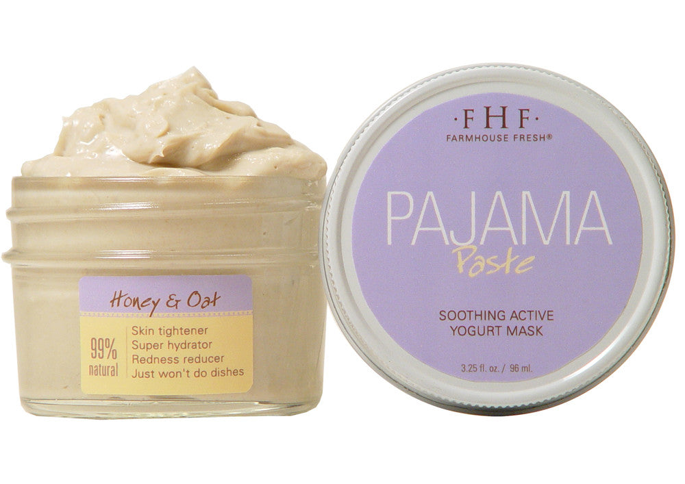 Pajama Paste- Soothing Yogurt Mask