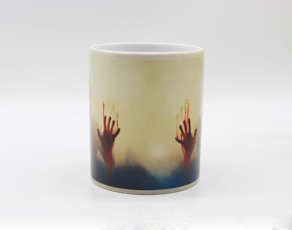 THE WALKING DEAD HEAT MUG
