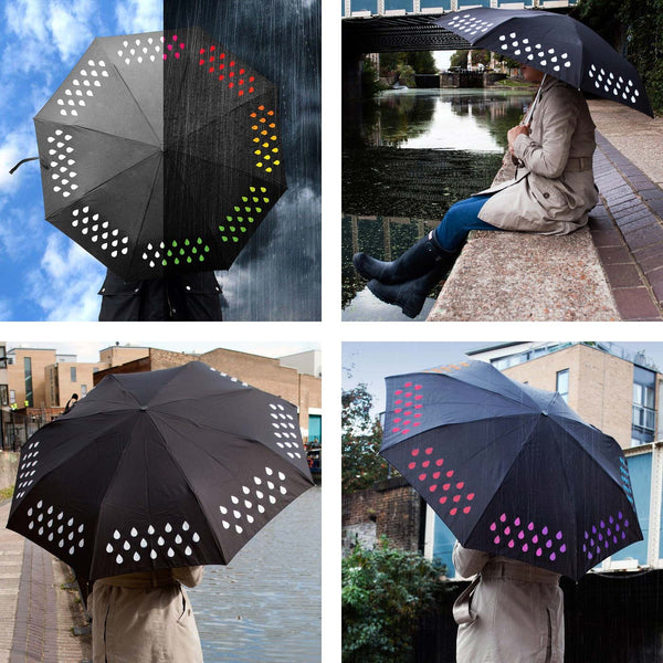 HappySatchels™ Colour Changing Umbrella