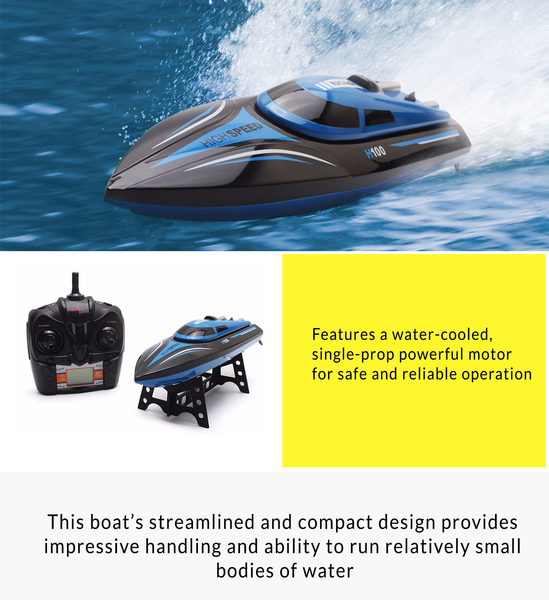 Impulse™ - High Speed RC Racing Boat