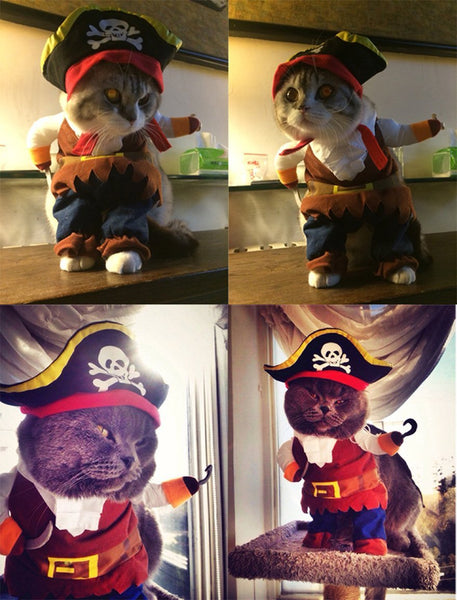 HappySatchels™ Pirate Suit Costume