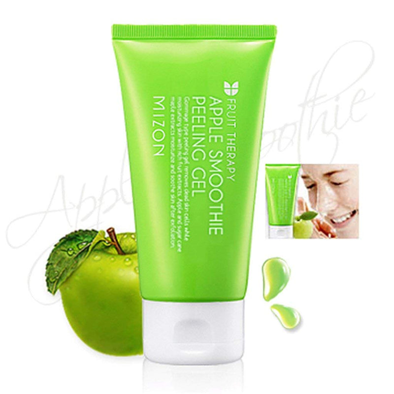 REVIEW: Mizon Apple Smoothie Peeling Gel