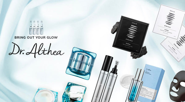 Brand Spotlight : Dr. Althea - Bring out your glow!