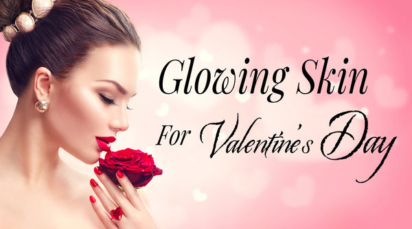 Show some love and pamper your skin this Valentine's Day!