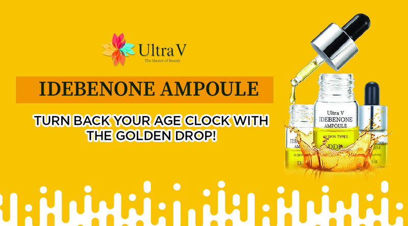 Product Spotlight : Ultra V™ Idebenone Ampoule