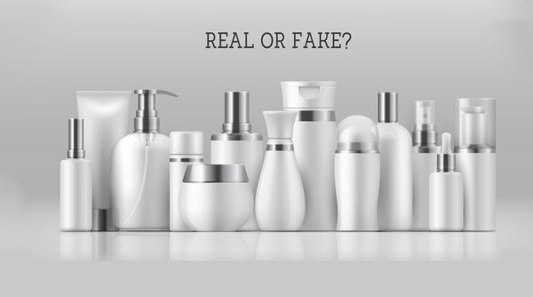 Counterfeit Beauty Products: How to tell the difference?
