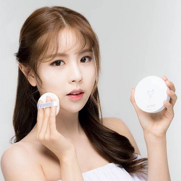 YEOWOO™ Snow Filter Cushion SPF 50+ PA+++
