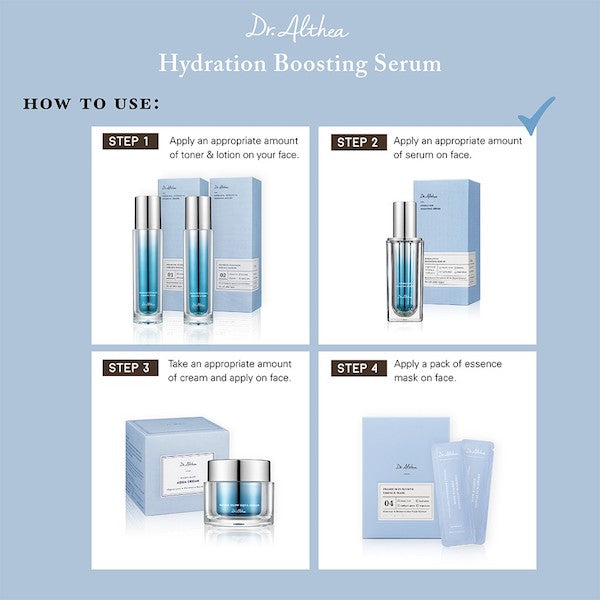 DR. ALTHEA™ Hydration Boosting Serum - LilyVanity