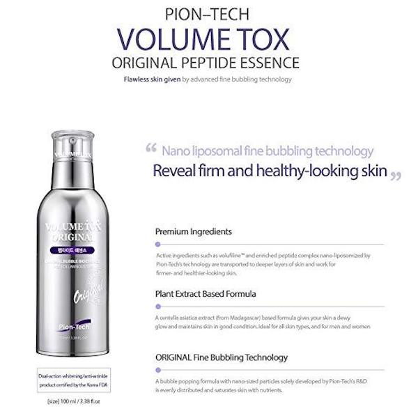PION-TECH™ Volume Tox Original Peptide Essence