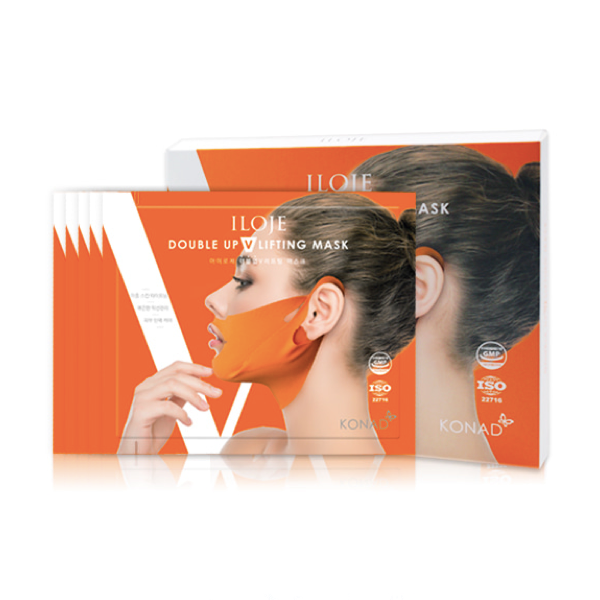 ILoje™ Double Up V Lifting Mask (5 pcs) - LilyVanity