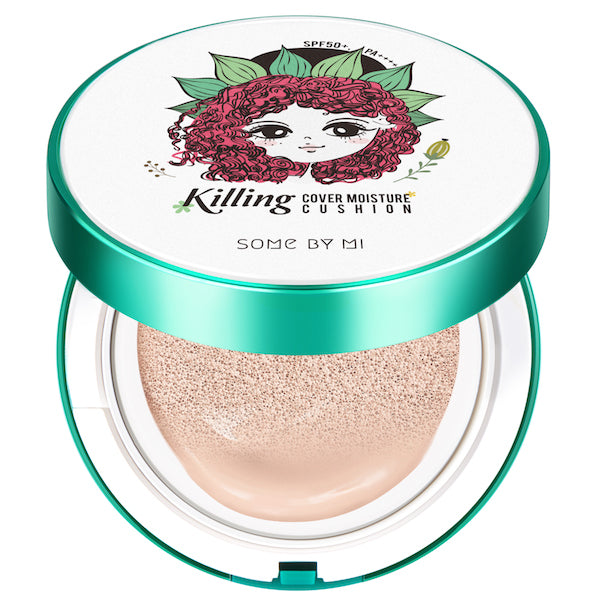 SOMEBYMI™ Killing Cover Moisture Cushion 2.0 SPF50+ PA+++ - LilyVanity
