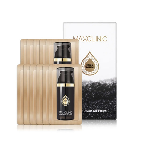 MAXCLINIC™ Royal Caviar Oil Foam Travel Kit - LilyVanity