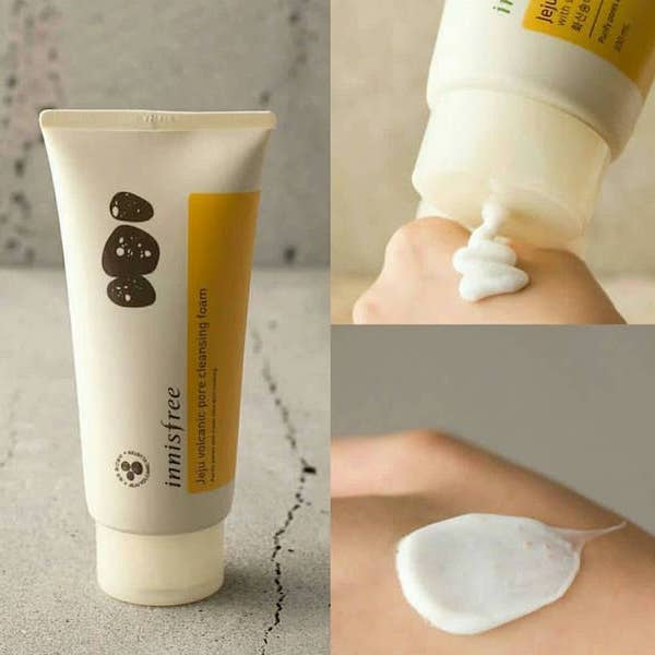 INNISFREE™ Jeju Volcanic Pore Cleansing Foam - LilyVanity
