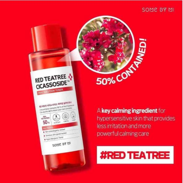 SOMEBYMI™ Red Teatree Cicassoside Bundle Set