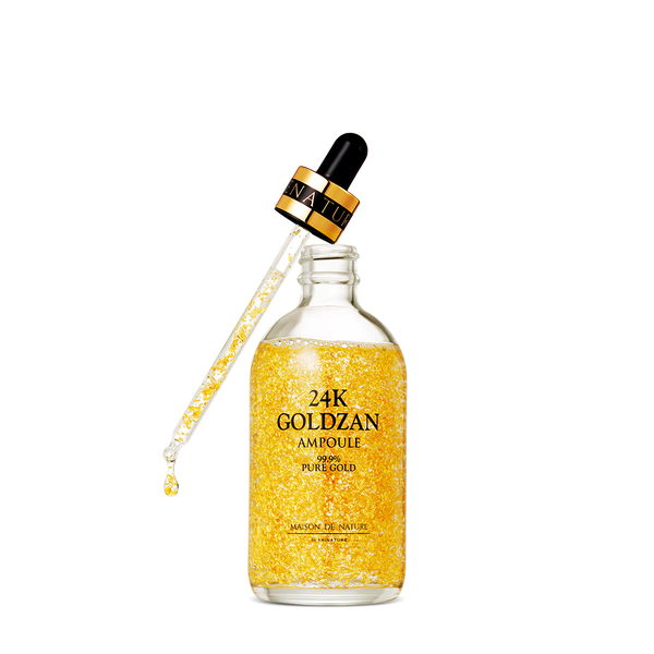 SKINATURE™ 24K Goldzan Ampoule 99.9% Pure Gold