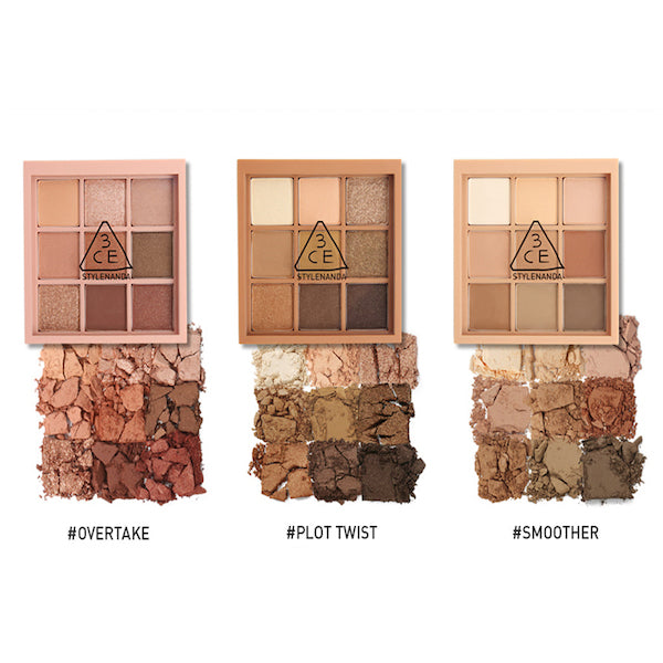 3CE™ Mood Recipe Multi Eye Color Palette - LilyVanity