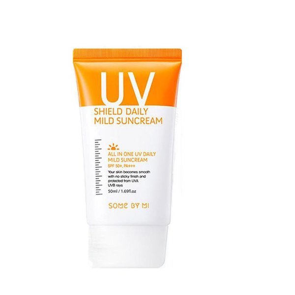 SOMEBYMI™ UV Shield Daily Mild Suncream SPF 50+PA+++ - LilyVanity