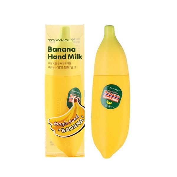 TONYMOLY™ Magic Food Banana Hand Milk - LilyVanity