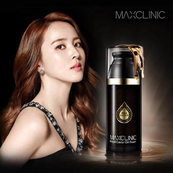 MAXCLINIC™ Royal Caviar Oil Foam