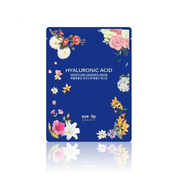 EYENLIP™ Hyaluronic Acid Moisture Essence Mask [10pcs/ pack] - LilyVanity