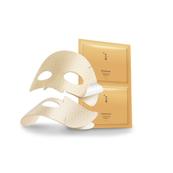 SULWHASOO™ Concentrated Ginseng Renewing Creamy Mask (5pcs) - LilyVanity
