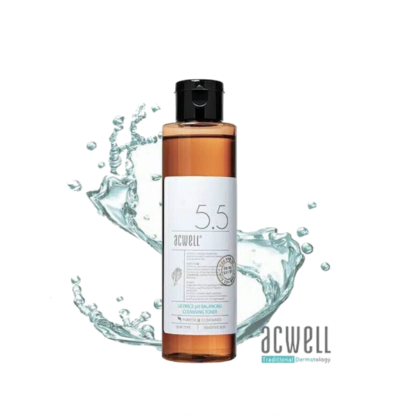 ACWELL™ Licorice PH Balancing Cleansing Toner - LilyVanity