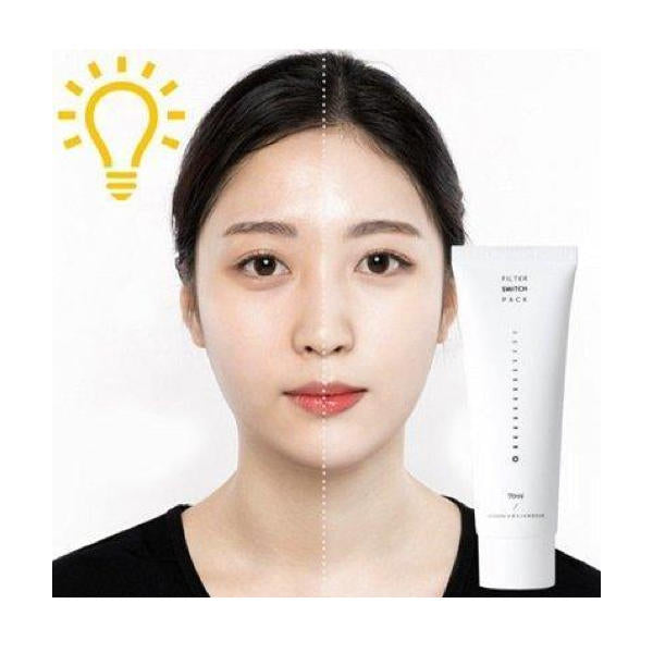 YEOWOO HWAJANGDAE™ Filter Switch Pack Tone-up Cream - LilyVanity