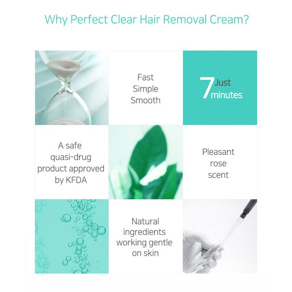 SOMEBYMI™ Perfect Hair Removal Cream - LilyVanity