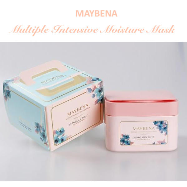 MAYBENA™ Multiple Intensive Moisture Mask - LilyVanity