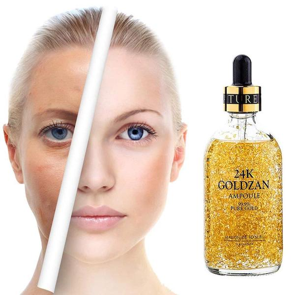 Skinature™ 24K Goldzan Ampoule 99.9% Pure Gold - LilyVanity