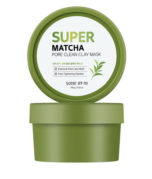 SOMEBYMI™ Super Matcha Pore Clean Clay Mask