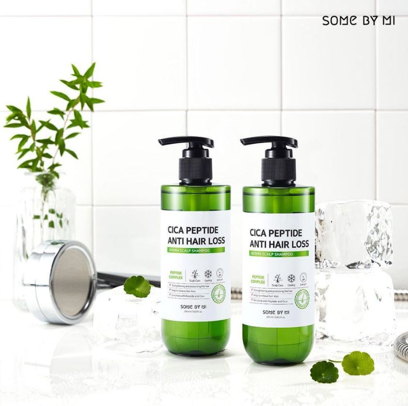 SOMEBYMI™ Cica Peptide Anti-Hair Loss Derma Scalp Shampoo