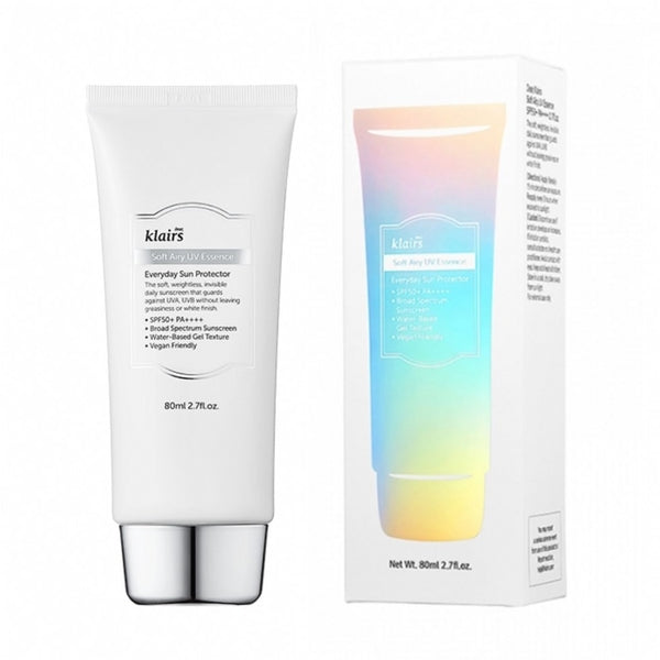KLAIRS™ Soft Airy UV Essence SPF 50++++ - LilyVanity