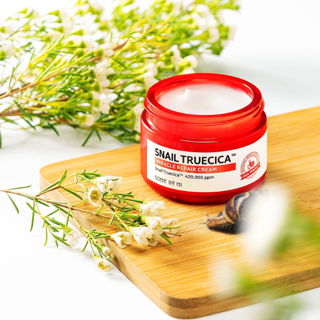 SOMEBYMI™ Snail Truecica Miracle Repair Cream - LilyVanity