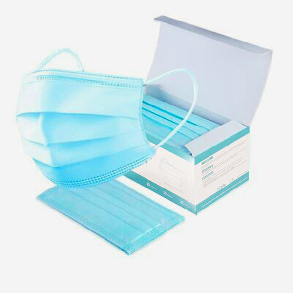 3ply Non Woven Anti-Bacterial Disposable Face Mask (FDA Approved) *SOLD OUT* RESTOCKING ON 13th APRIL - LilyVanity
