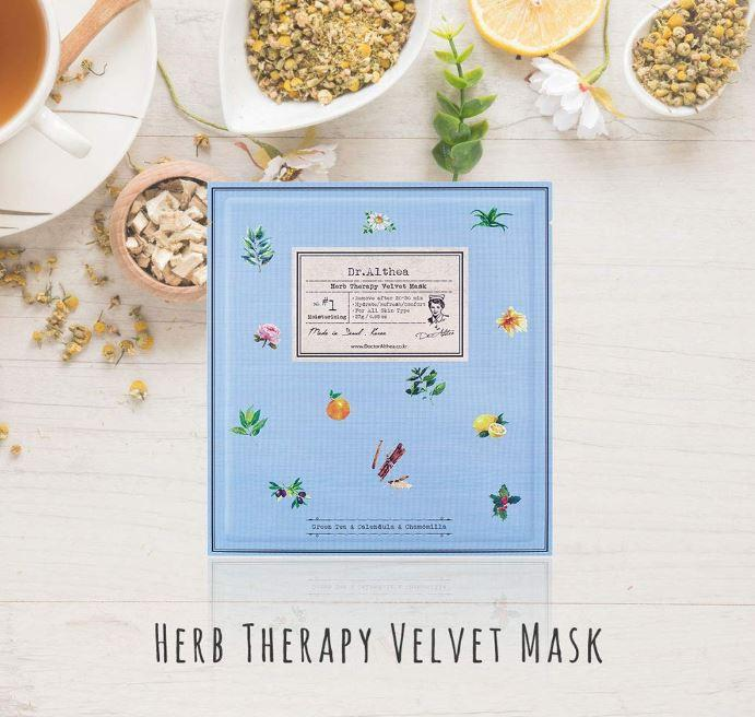 DR. ALTHEA™ Herb Therapy Velvet Mask