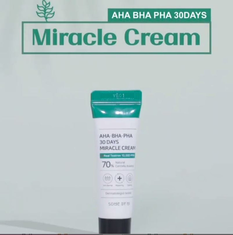 SOMEBYMI™ AHA BHA PHA 30 Days Miracle Solution 4-Step Starter Kit