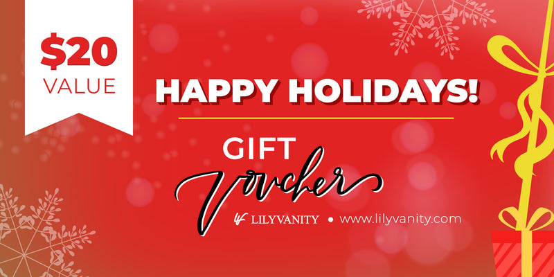 LilyVanity Gift Cards