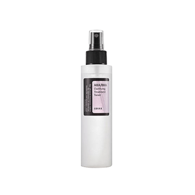 COSRX™ AHA/BHA Clarifying Treatment Toner - LilyVanity
