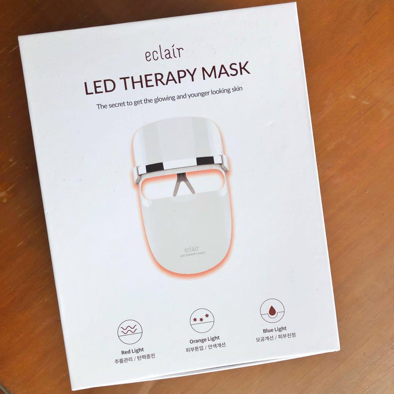 ECLAIR™ LED Therapy Mask - LilyVanity