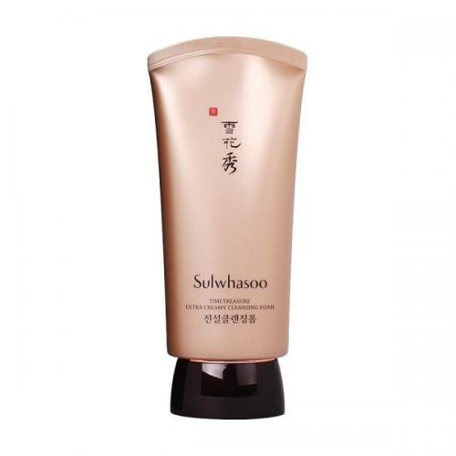 SULWHASOO™ Timetreasure Extra Creamy Cleansing Foam - LilyVanity