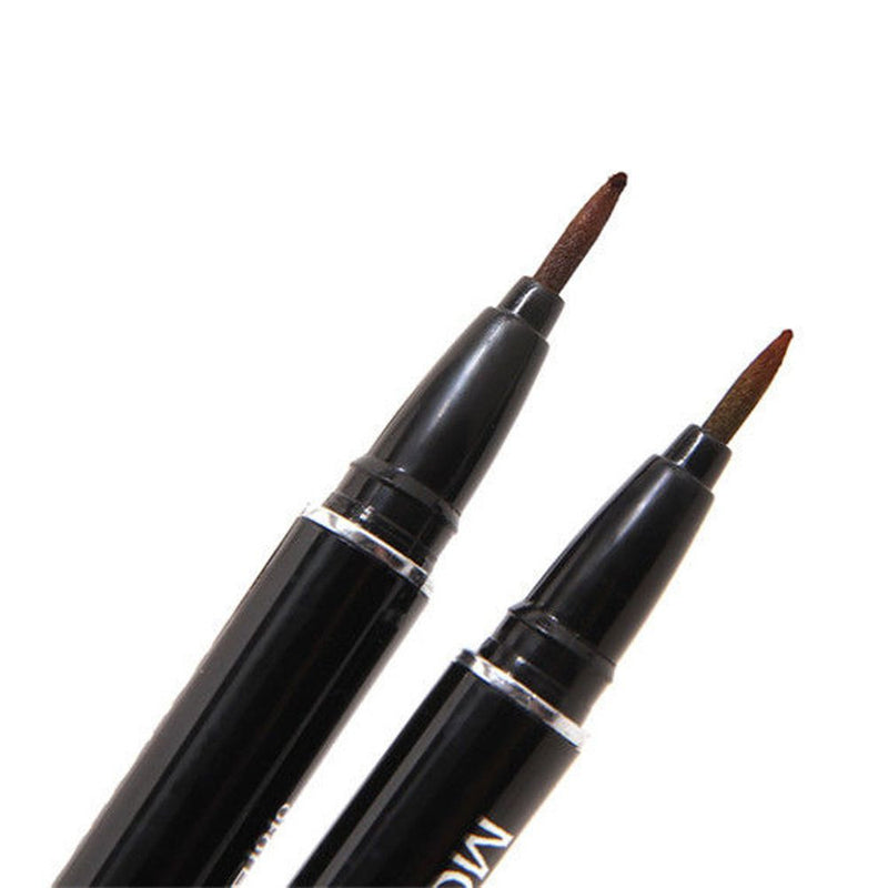 Waterproof Brown Monomola Eye Brow Eyebrow Pen Liner - LilyVanity