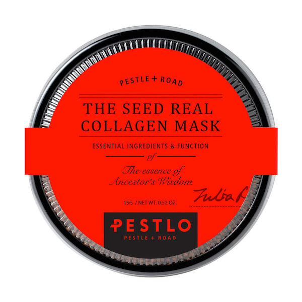 PESTLO™ The Seed Real Collagen Mask [Pack of 2] - LilyVanity