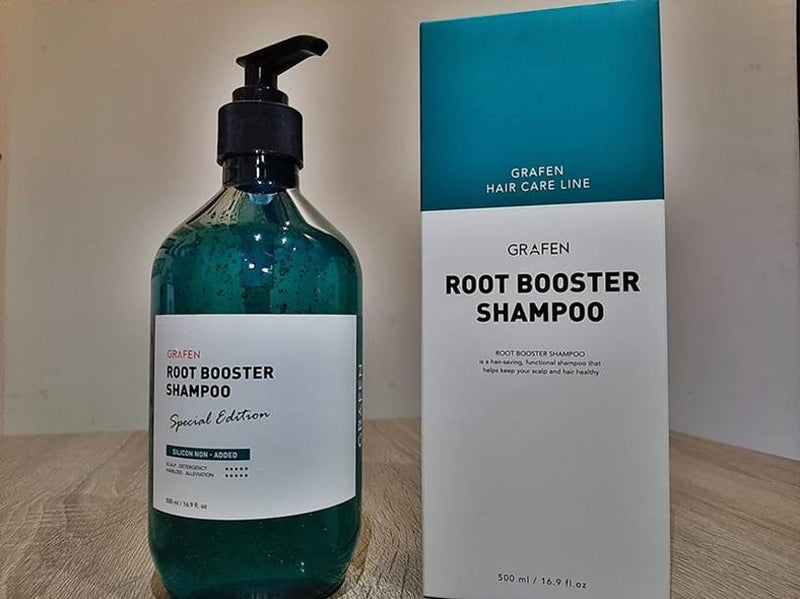 GRAFEN™ Root Booster Shampoo - LilyVanity